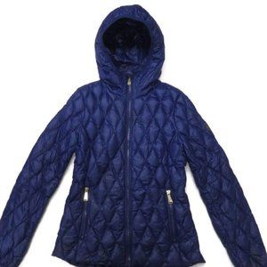 Michael Kors Down Puffer Jacket Coat Packable